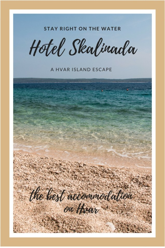 Hotel Skalinada, Hvar Accommodation, beachfront stays, Adriatic Sea, arboursabroad